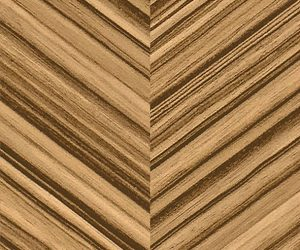 Sample light oak zigzag wood texture pattern for printed glass