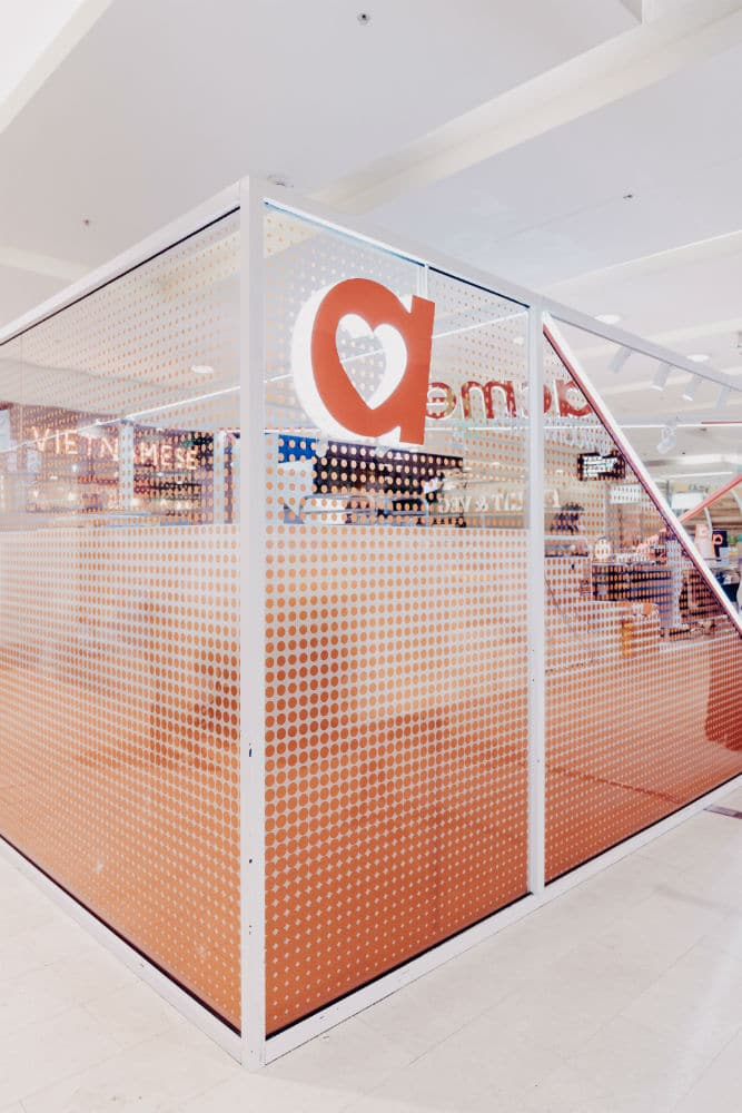 Glass Designs for Retail Projects